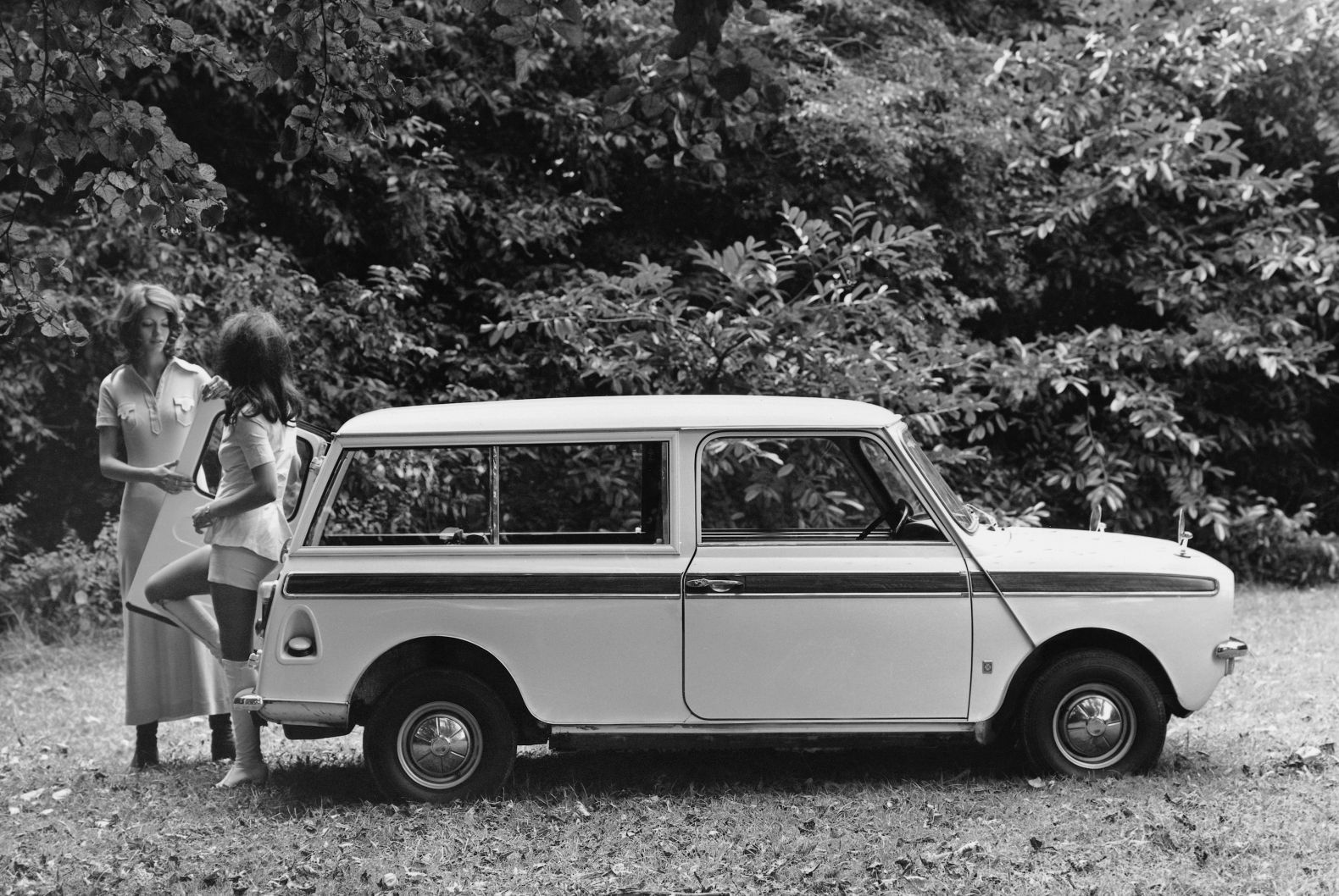 Original Mini Clubman