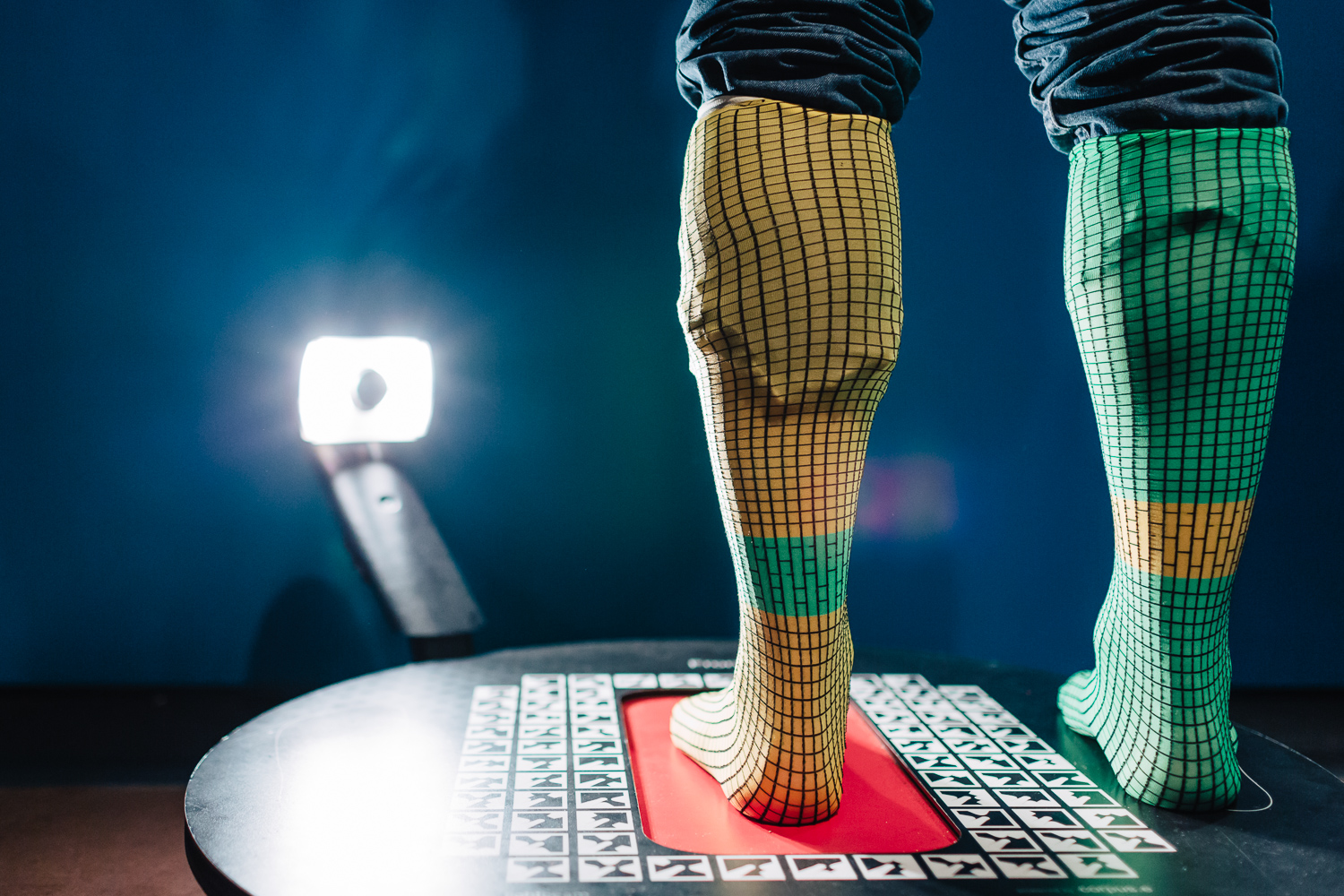 3D-Scan bei Risch Shoes